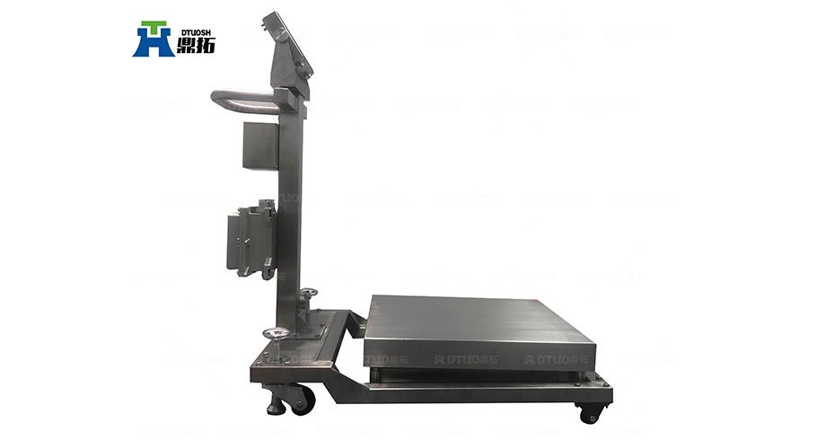 移动式带打印不锈钢防爆台秤