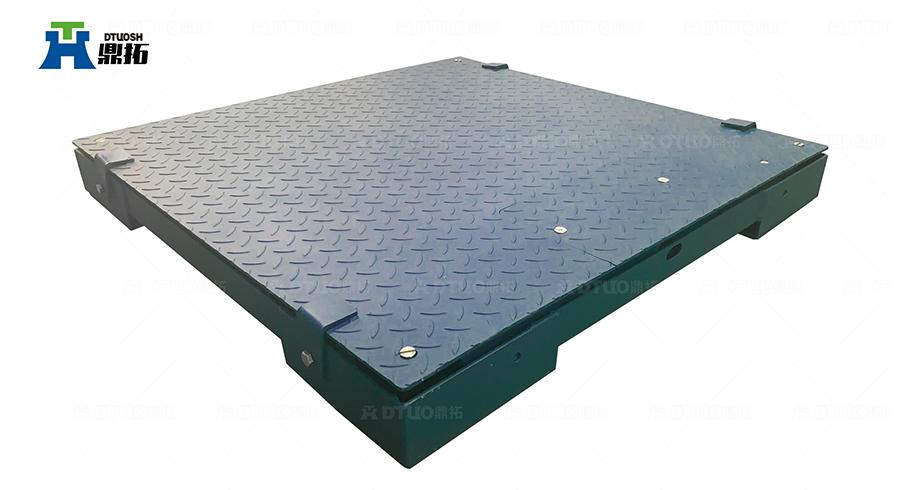 带框碳钢平台秤
