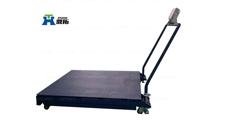 移动式碳钢平台秤